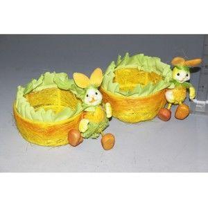 Košík so zajacom