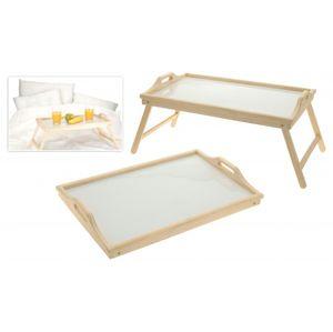 MAKRO - Drevený servírovací stolík